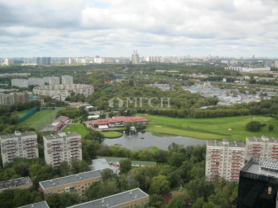 фото 4 ком. квартира - Москва, м. Киевская, Мосфильмовская улица