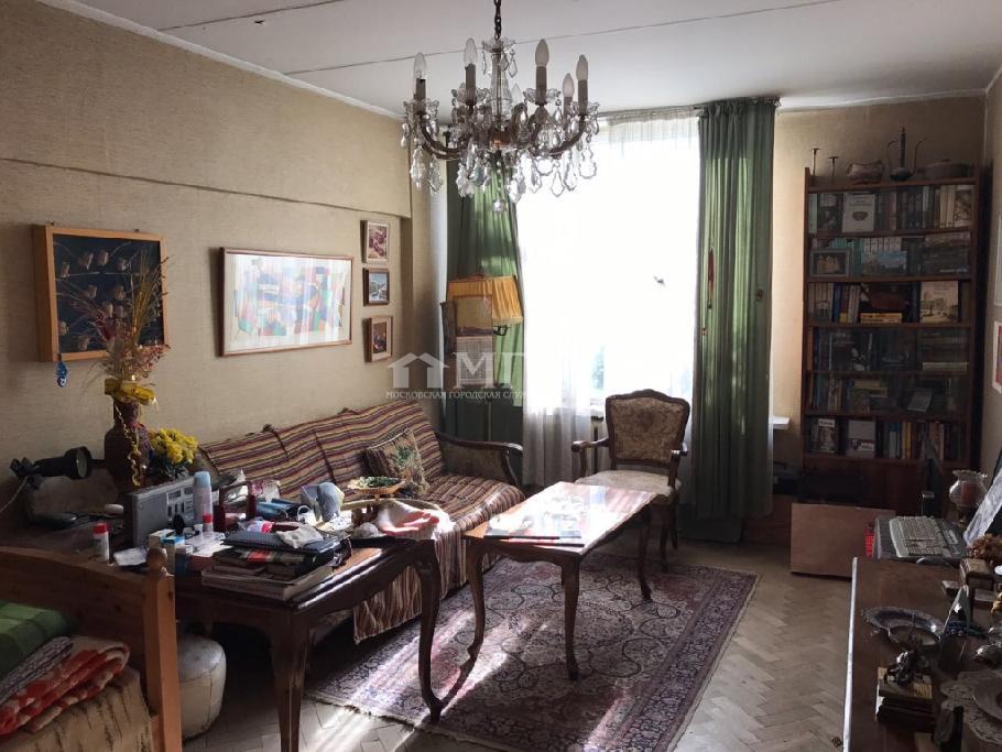 фото 3 ком. квартира - Москва, м. Смоленская, Новинский бульвар