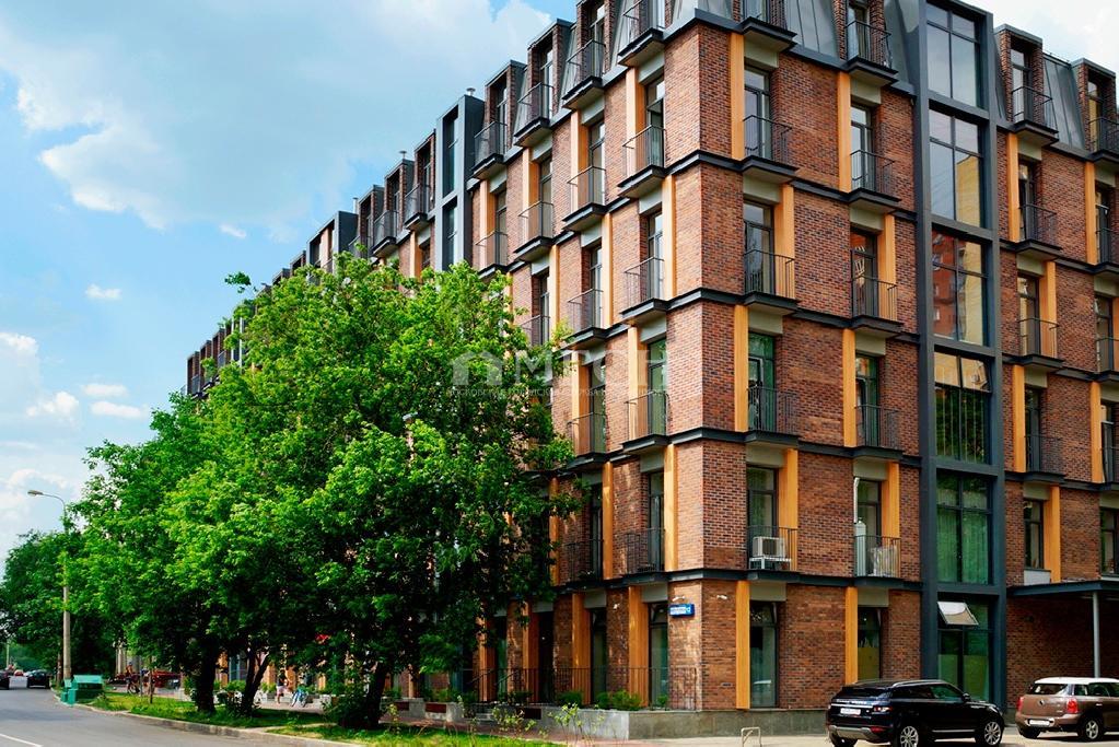 фото 2 ком. квартира - Москва, м. Октябрьское Поле, улица Берзарина