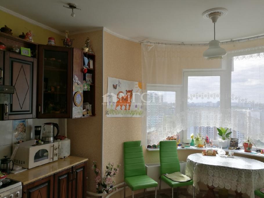 фото 1 ком. квартира - Москва, м. Кантемировская, Пролетарский проспект