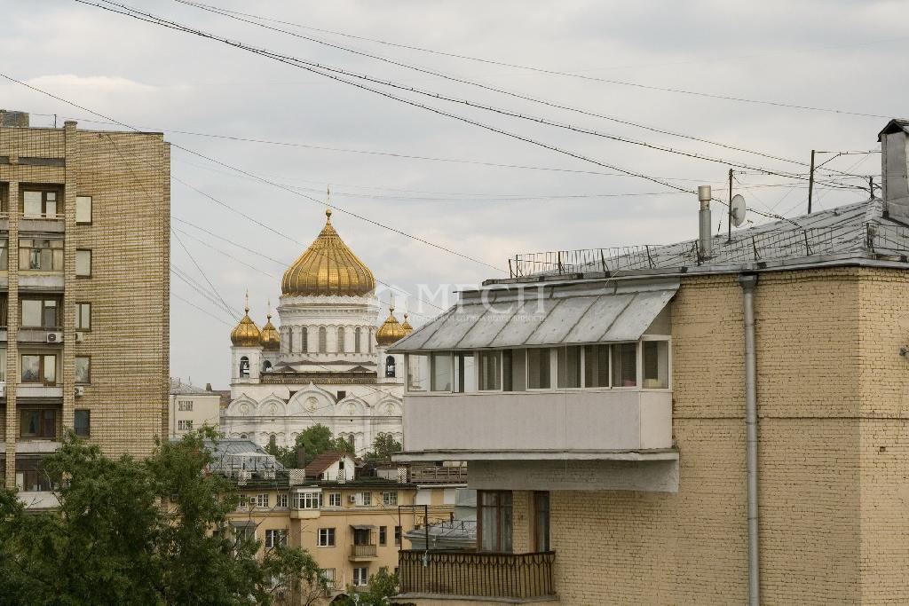 фото 2 ком. квартира - Москва, м. Арбатская, переулок Сивцев Вражек