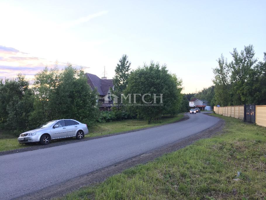фото участок - Калужское, деревня Жуковка, м. Ольховая