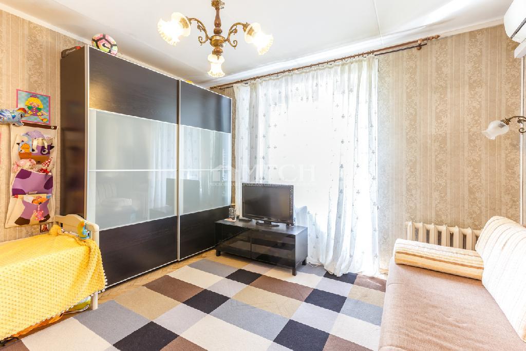 фото 1 ком. квартира - Москва, м. Маяковская, Васильевская улица