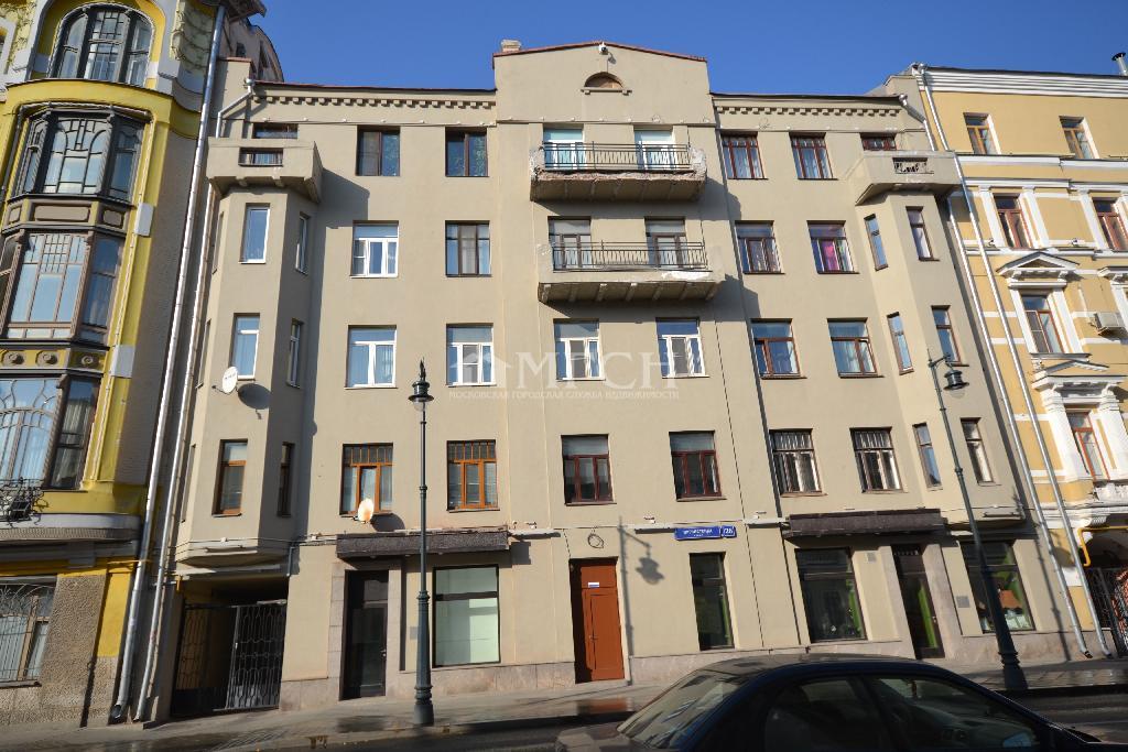 фото 3 ком. квартира - Москва, м. Парк культуры, улица Пречистенка