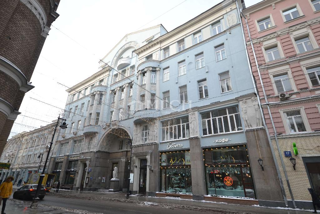 фото 6 ком. квартира - Москва, м. Тургеневская, Мясницкая улица