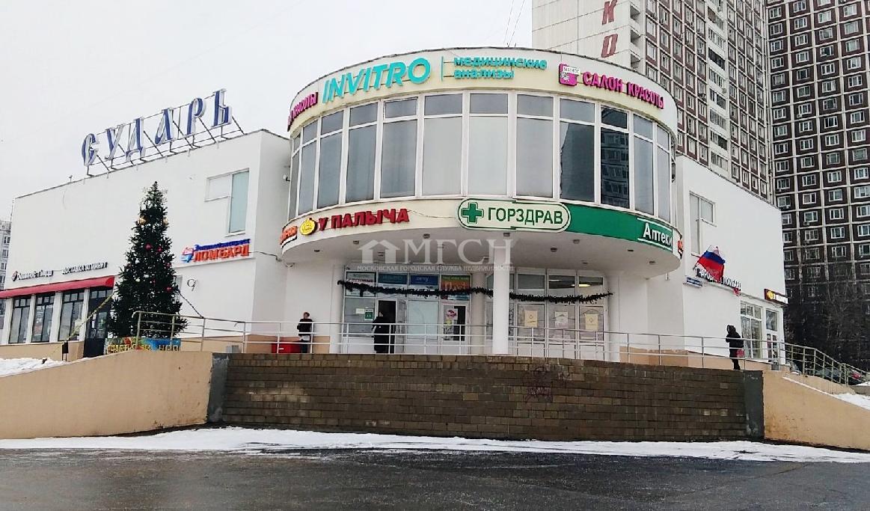 фото торговое помещение - Москва, м. Красногвардейская, Ореховый бульвар