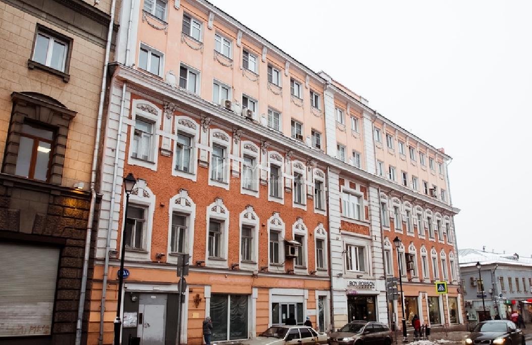 фото комната - Москва, м. Китай-город, улица Маросейка