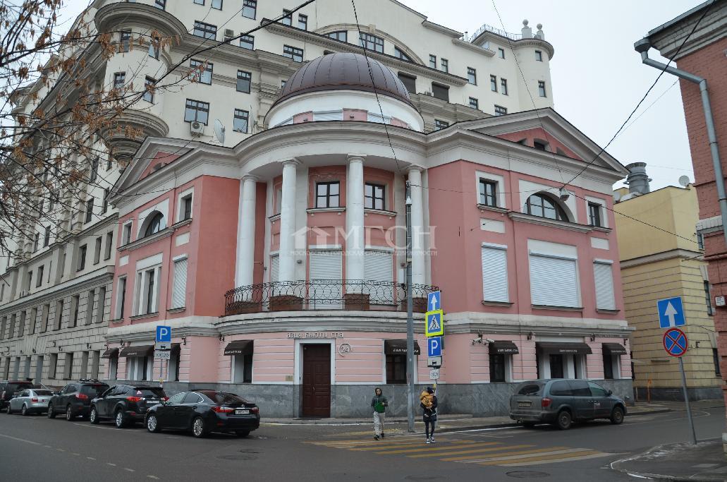 фото свободное назначение - Москва, м. Добрынинская, Погорельский переулок