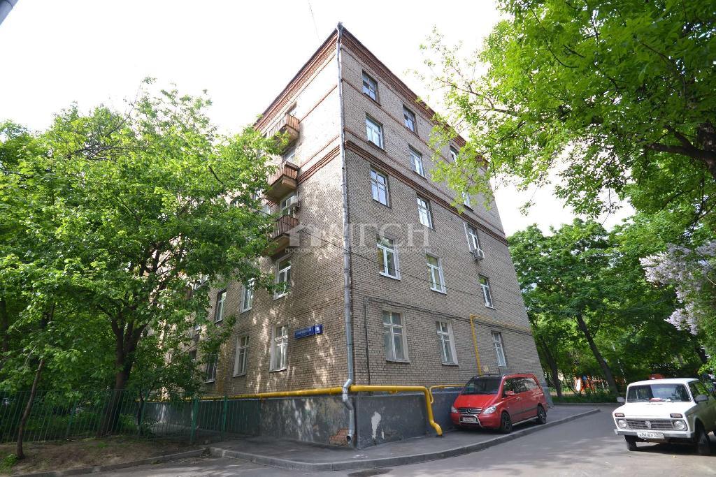 фото 3 ком. квартира - Москва, м. Фрунзенская, 3-я Фрунзенская улица