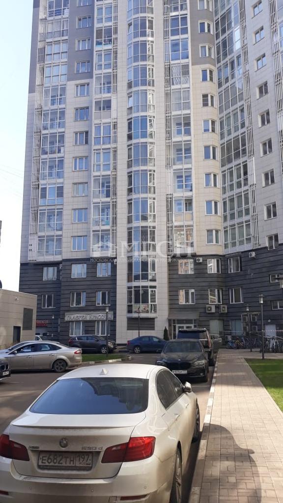 фото 1 ком. квартира - Москва, м. станция Панфиловская, улица Алабяна