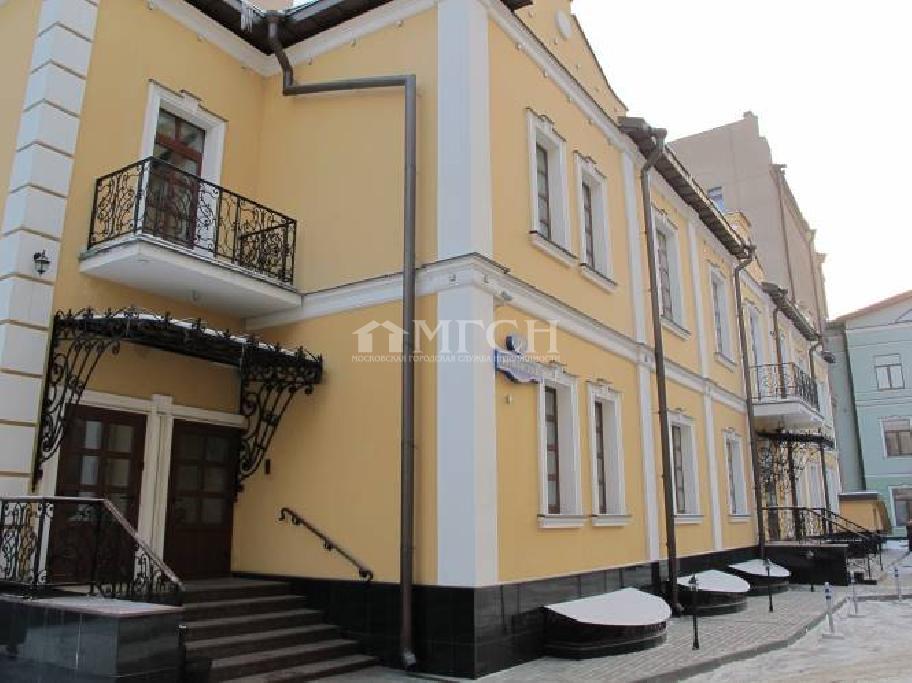 фото отдельно стоящее здание - Москва, м. Баррикадная, Новинский бульвар