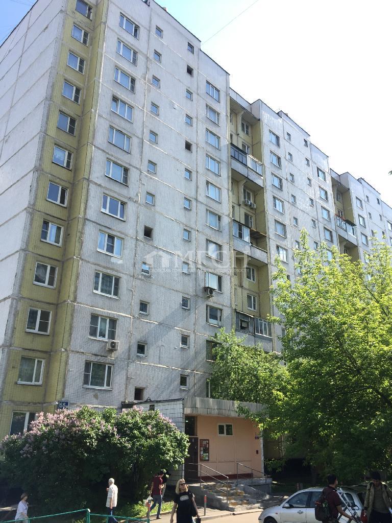 фото 1 ком. квартира - Москва, м. Орехово, Бирюлёвская улица