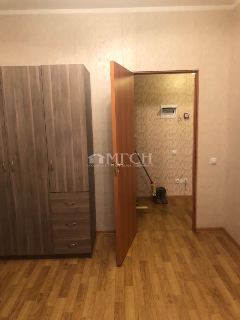 фото 1 ком. квартира - Москва, м. станция Хорошёво, улица Народного Ополчения