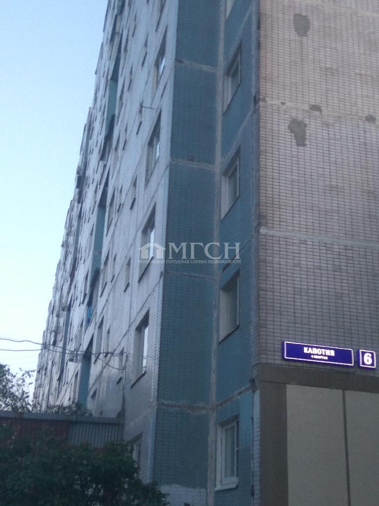 фото 1 ком. квартира - Москва, м. Братиславская