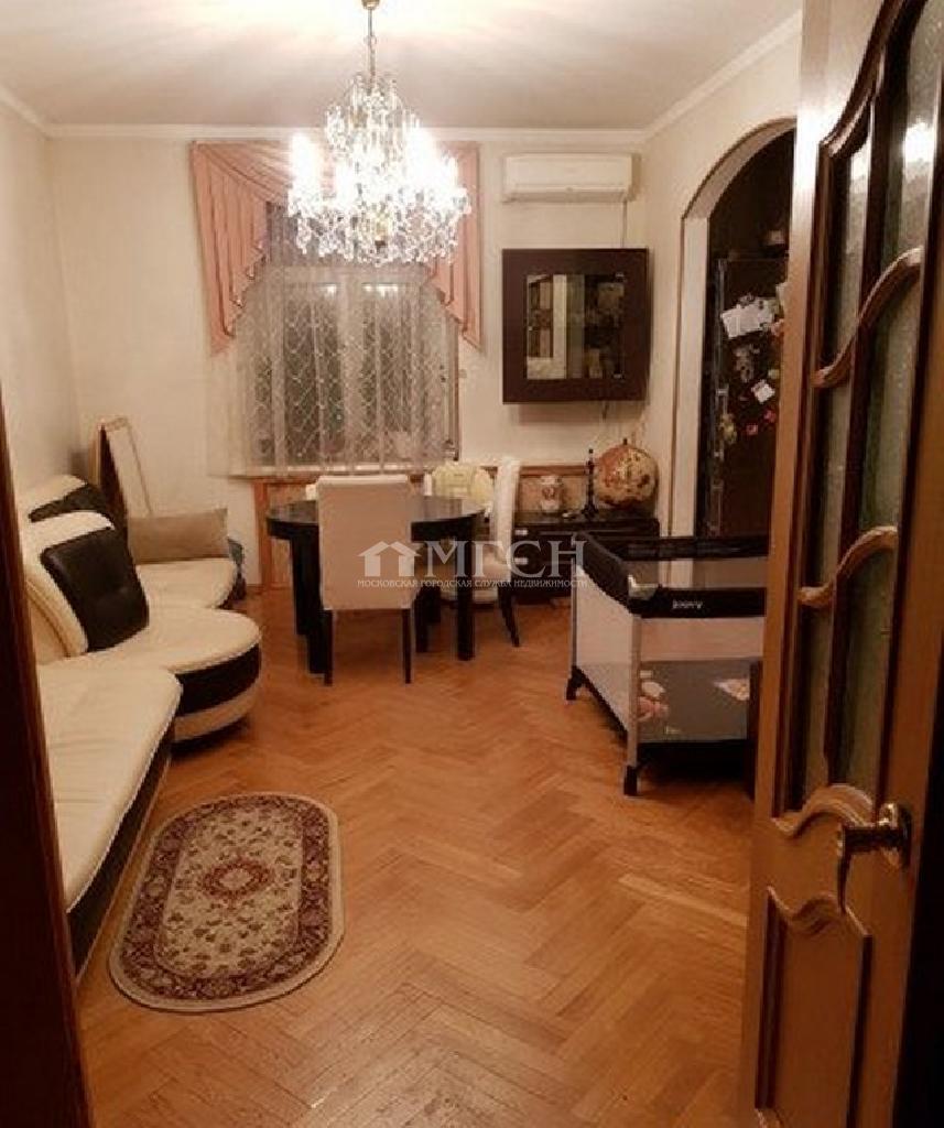 фото 4 ком. квартира - Москва, м. Бабушкинская, улица Коминтерна