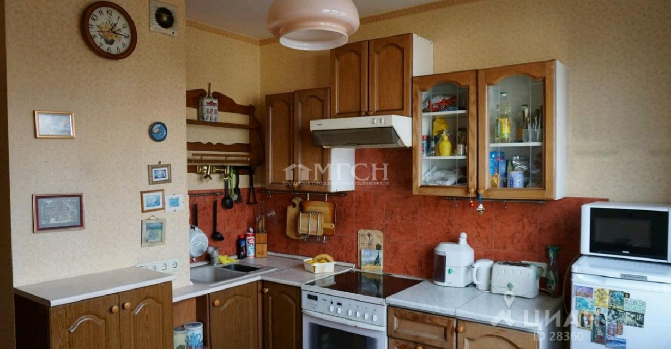 фото 3 ком. квартира - Москва, м. Молодёжная, Оршанская улица