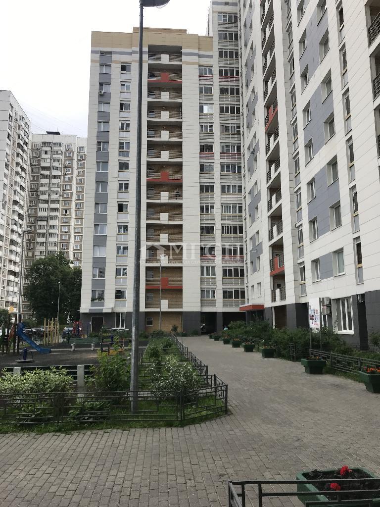 фото 2 ком. квартира - Москва, м. Октябрьское Поле, проспект Маршала Жукова