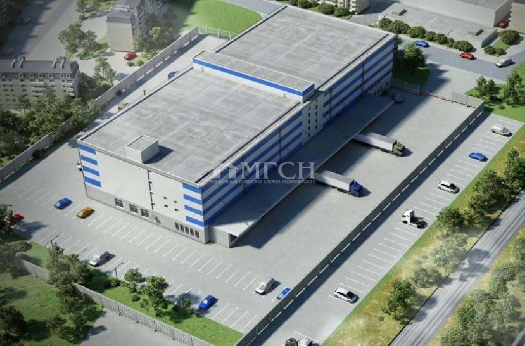 фото склад - Москва, м. станция Новохохловская, Новохохловская улица