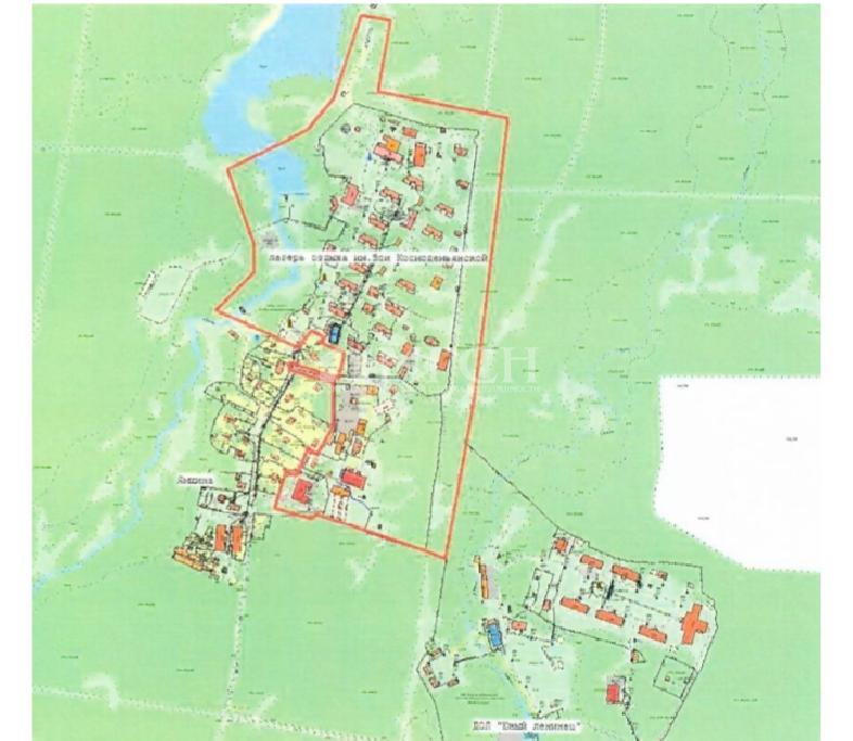 Land на продажу по адресу Россия, Московская область, Одинцовский городской округ, деревня Ямщина