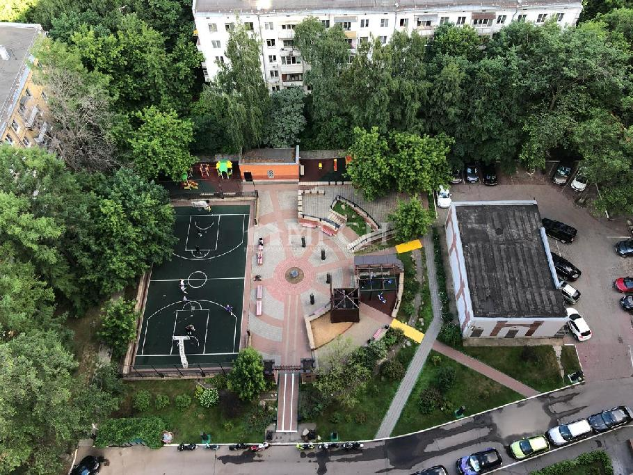фото 3 ком. квартира - Москва, м. Октябрьское Поле, бульвар Генерала Карбышева
