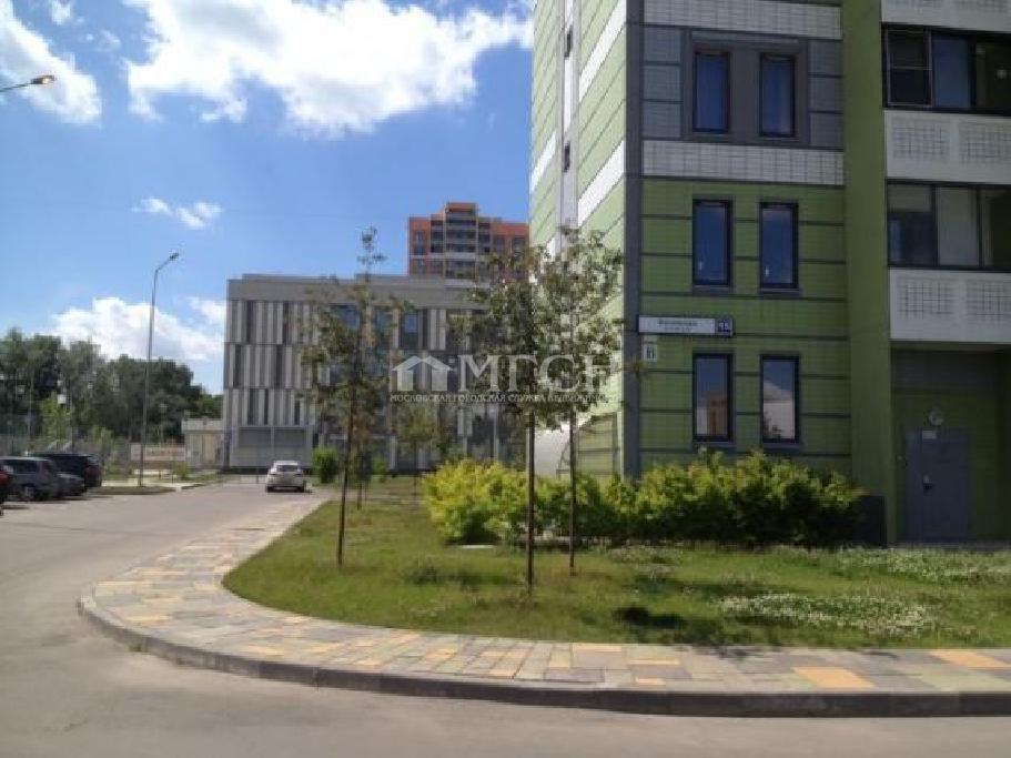 фото 1 ком. квартира - Москва, м. Селигерская, Базовская улица