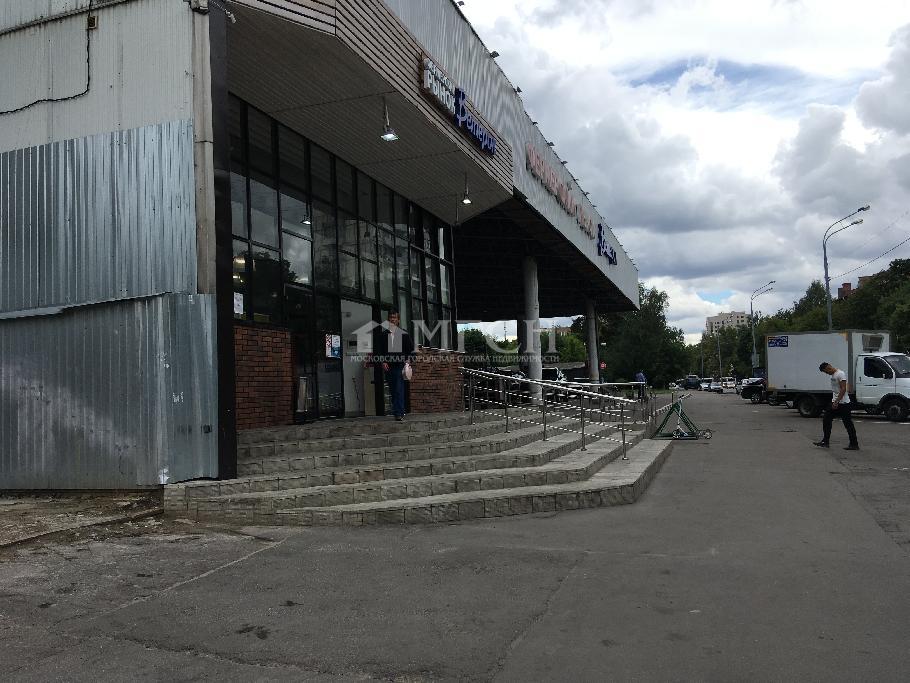 фото торговое помещение - Москва, м. Бабушкинская, улица Лётчика Бабушкина