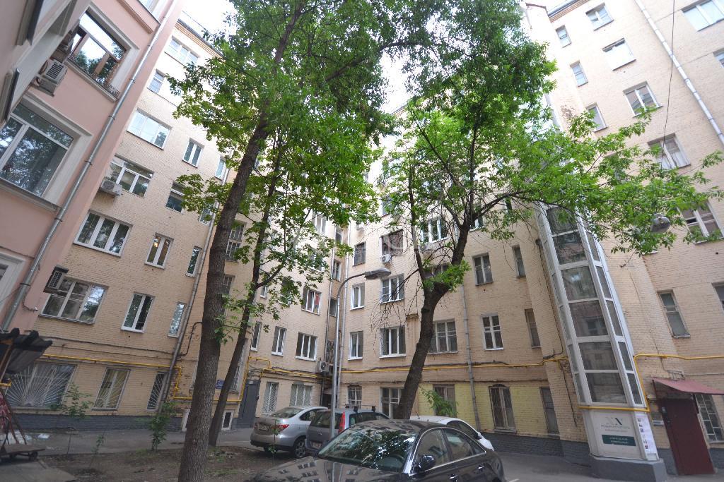 фото 5 ком. квартира - Москва, м. Смоленская, Малый Власьевский переулок