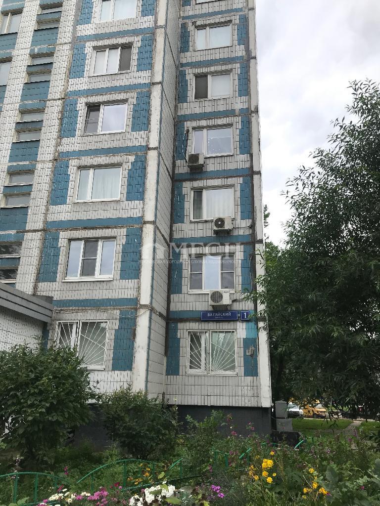 фото 1 ком. квартира - Москва, м. Братиславская, Батайский проезд