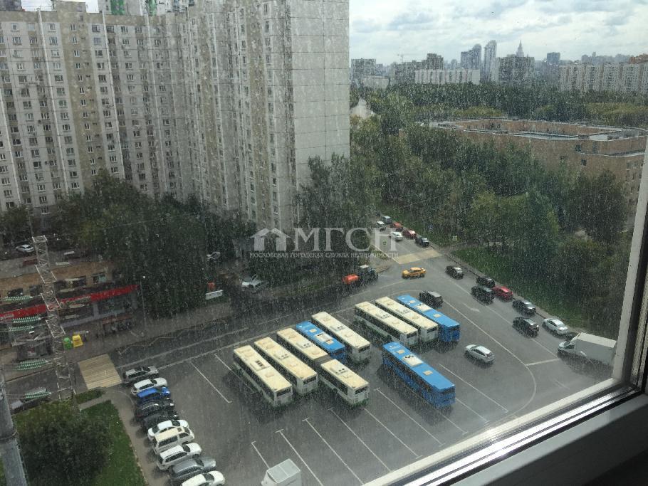 фото 3 ком. квартира - Москва, м. Славянский бульвар, Кастанаевская улица
