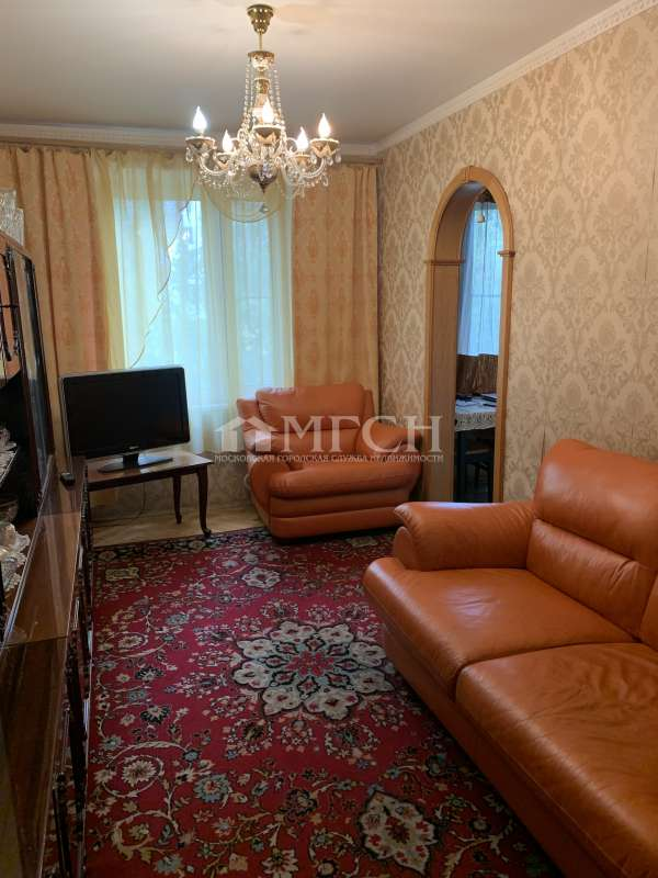 фото 3 ком. квартира - Москва, м. Люблино, Краснодонская улица