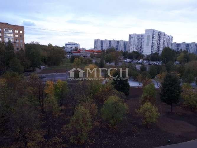 фото 1 ком. квартира - Москва, м. Каширская, улица Академика Миллионщикова