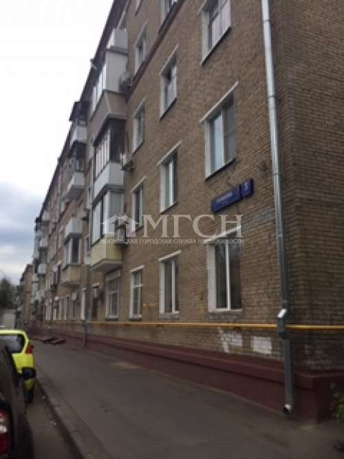 фото 2 ком. квартира - Москва, м. Нагорная, улица Ремизова