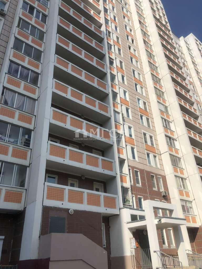 фото 1 ком. квартира - Москва, м. Некрасовка, Рождественская улица