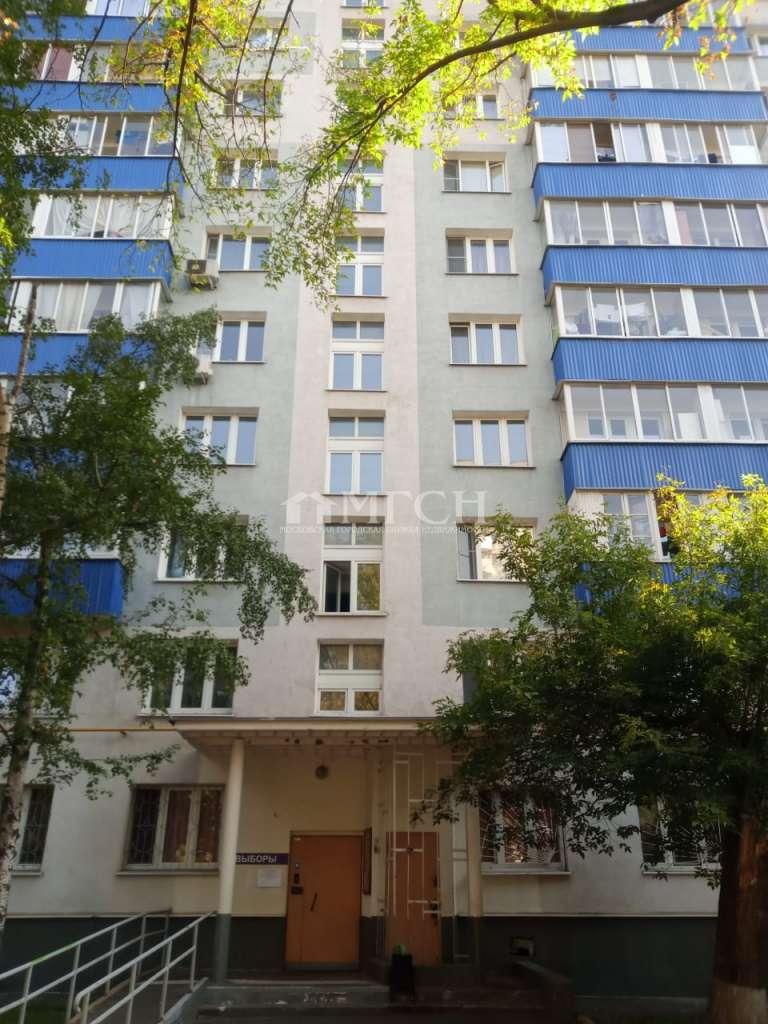 фото 1 ком. квартира - Москва, м. Текстильщики, Волжский бульвар