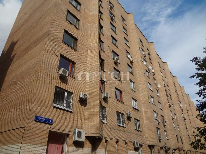 фото 2 ком. квартира - Москва, м. Смоленская, Ружейный переулок