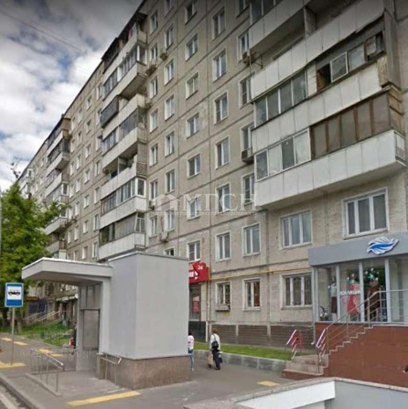 фото 1 ком. квартира - Москва, м. Октябрьское Поле, улица Народного Ополчения