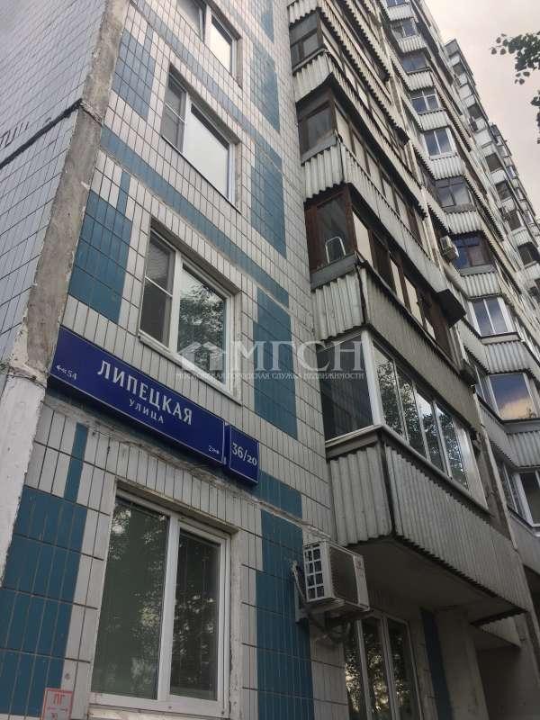 фото 3 ком. квартира - Москва, м. Царицыно, Липецкая улица