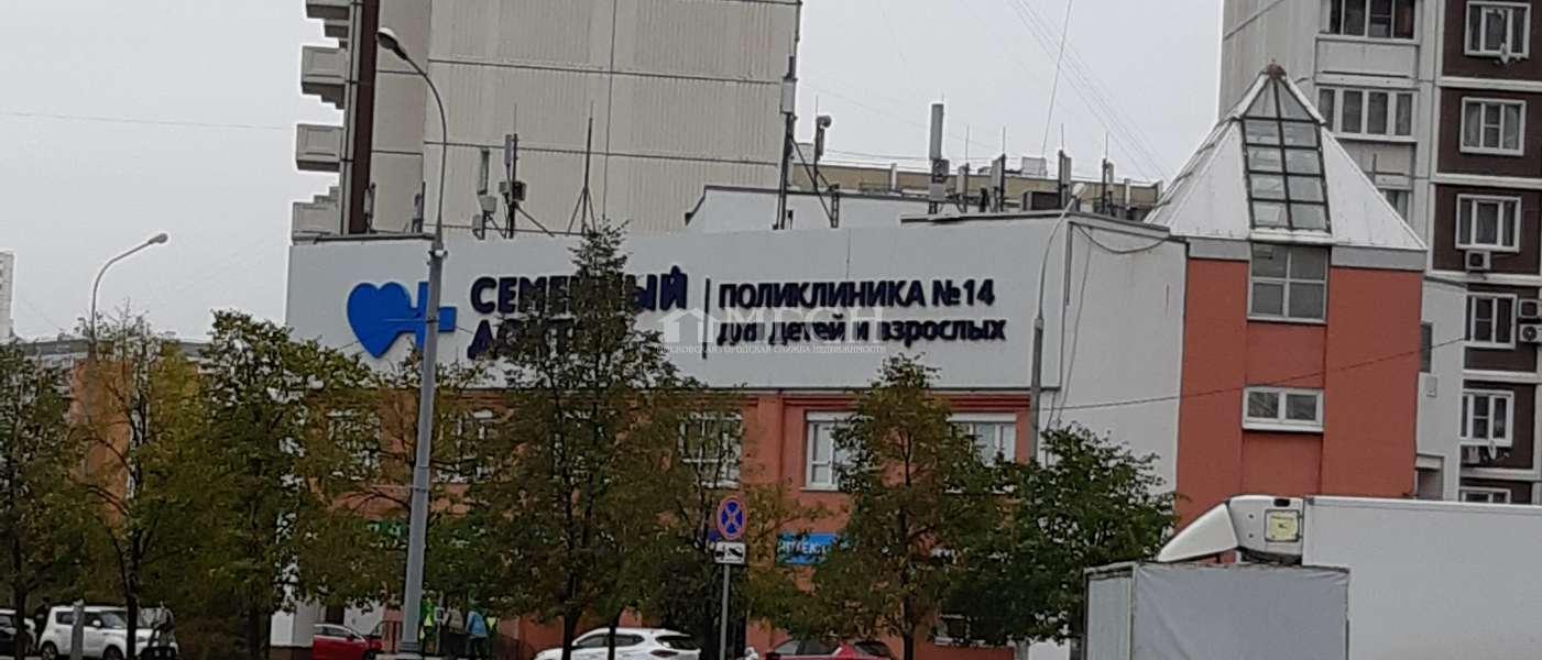 фото 3 ком. квартира - Москва, м. Братиславская, Братиславская улица