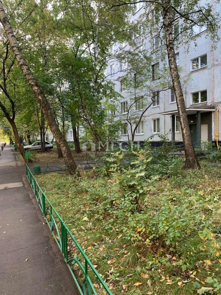 фото 1 ком. квартира - Москва, м. Рязанский проспект, улица Фёдора Полетаева