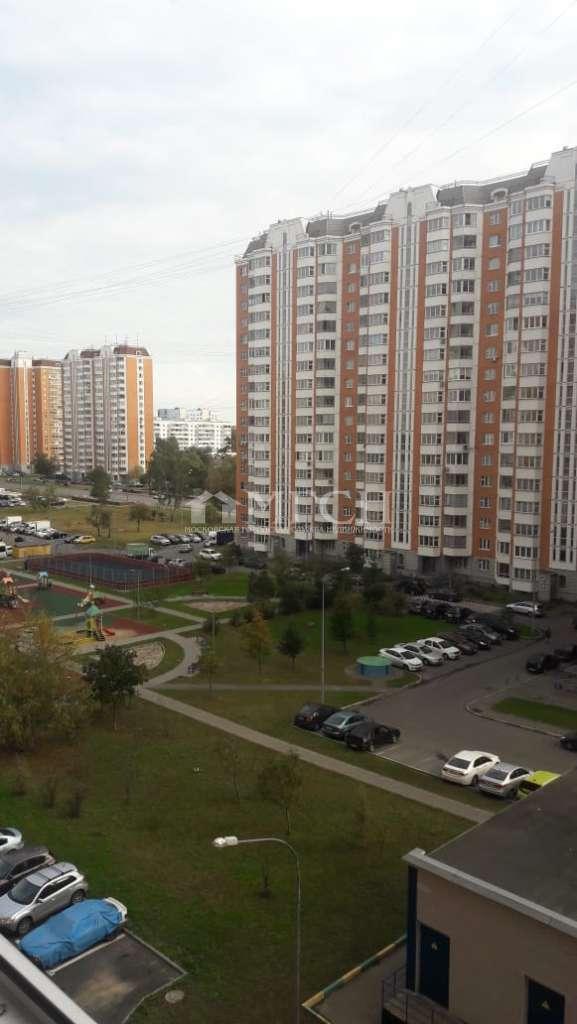 фото 1 ком. квартира - Москва, м. Некрасовка, 2-я Вольская улица
