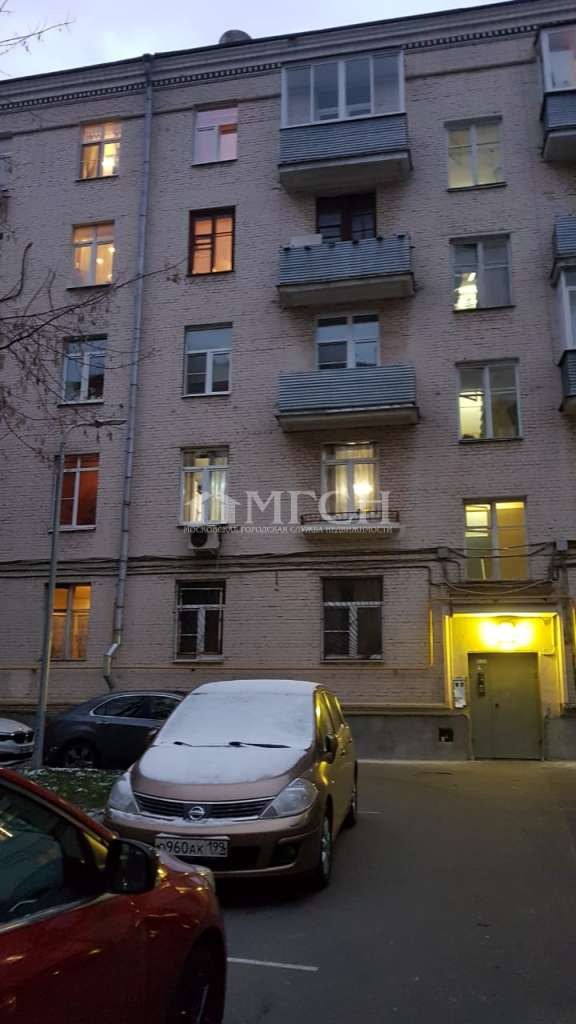 фото 3 ком. квартира - Москва, м. Курская, Яковоапостольский переулок
