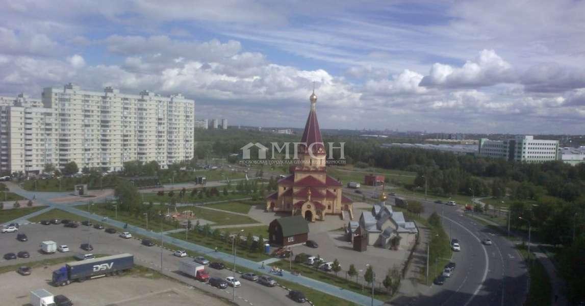 фото 1 ком. квартира - микрорайон 3А Братеево (Москва), м. Алма-Атинская, Ключевая улица