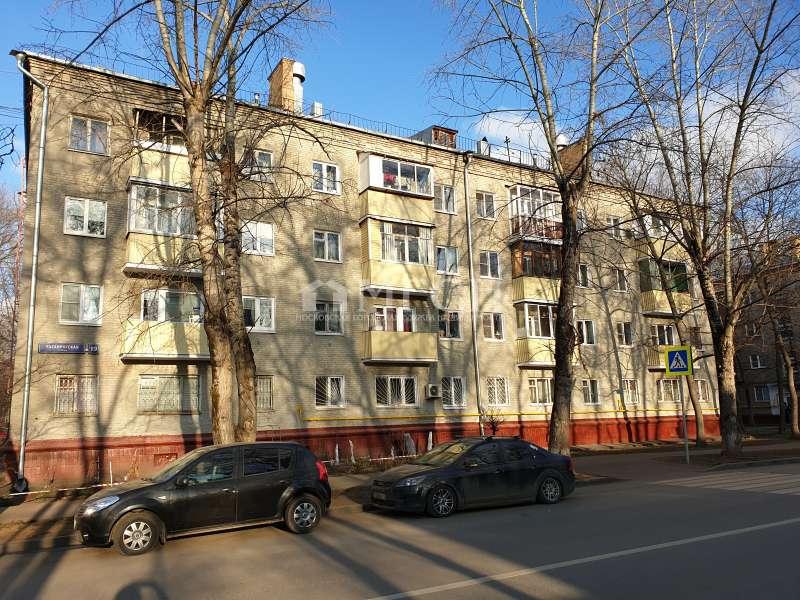 фото 1 ком. квартира - Москва, м. Люблино, Таганрогская улица