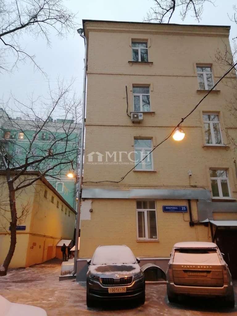 фото 4 ком. квартира - Москва, м. Чистые пруды, улица Покровка