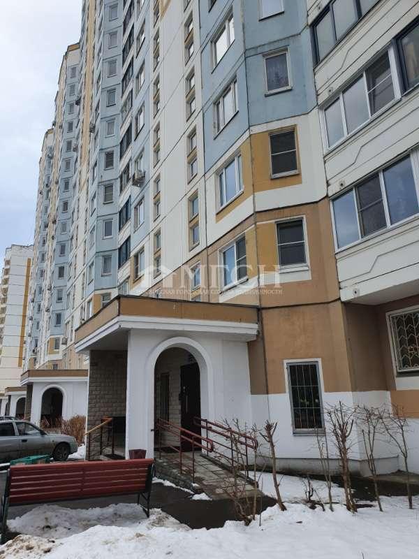 фото 1 ком. квартира - Москва, м. Филёвский парк, улица Олеко Дундича