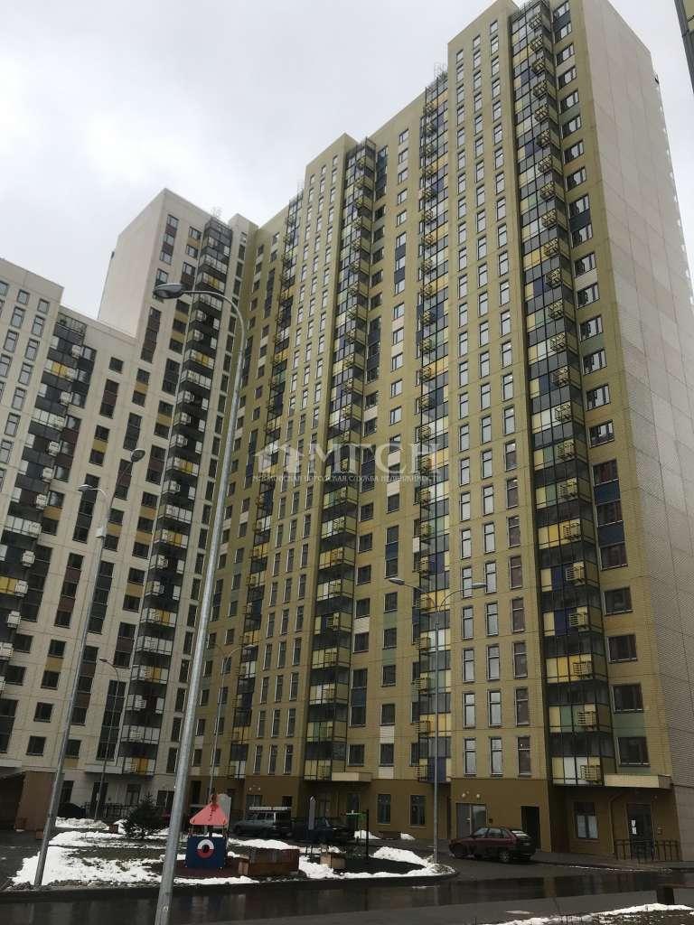 фото 3 ком. квартира - микрорайон Люберецкие Поля (Москва), м. Некрасовка, улица Вертолётчиков