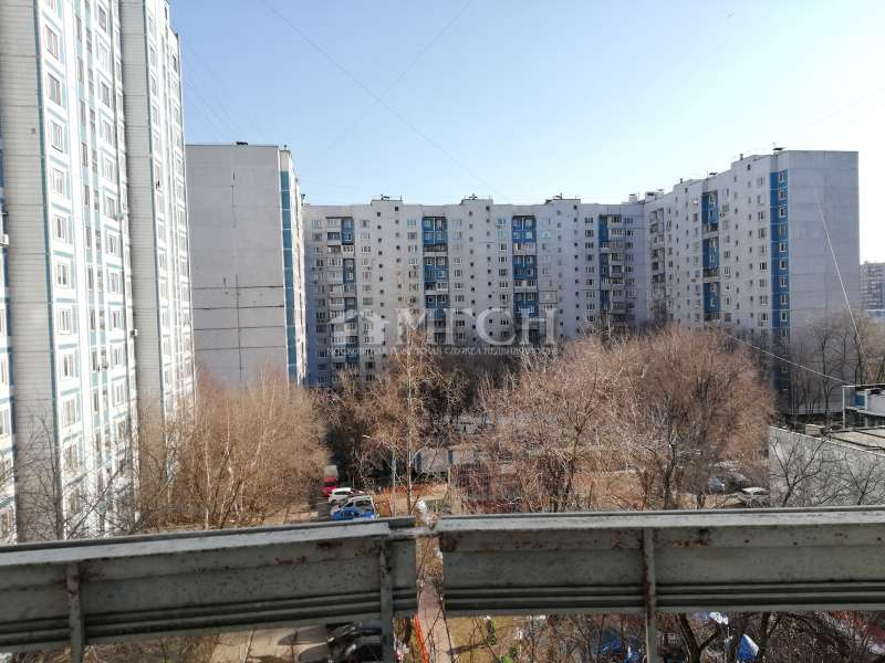 фото 1 ком. квартира - 2-й микрорайон Братеево (Москва), м. Борисово, улица Борисовские Пруды