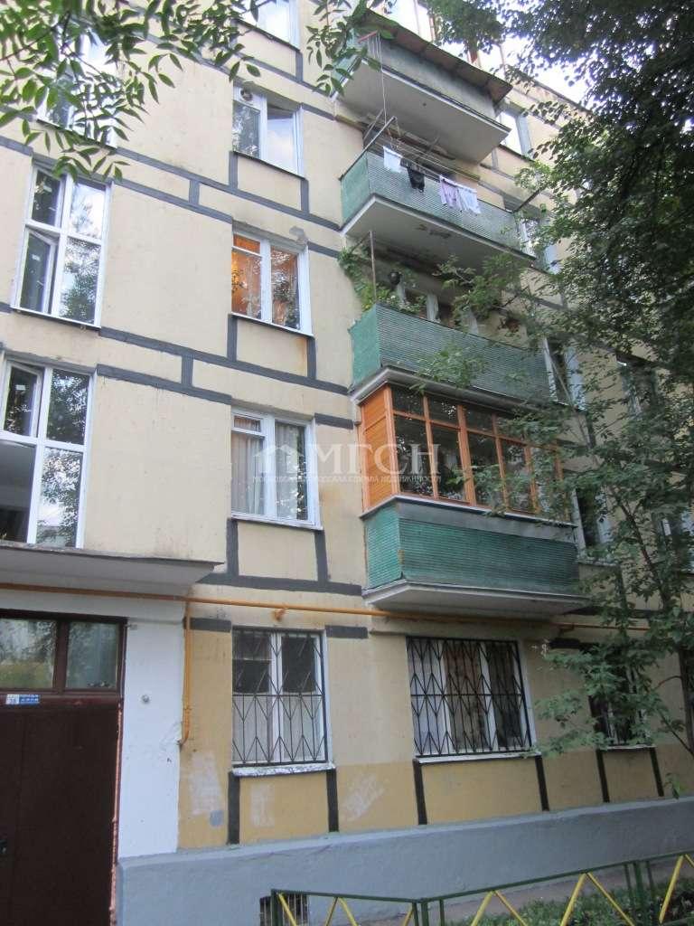 фото 1 ком. квартира - Москва, м. Филёвский парк, Сеславинская улица