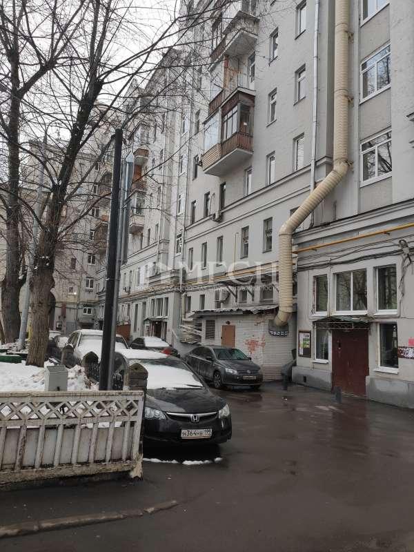 фото 4 ком. квартира - Москва, м. станция Белорусская, Ленинградский проспект