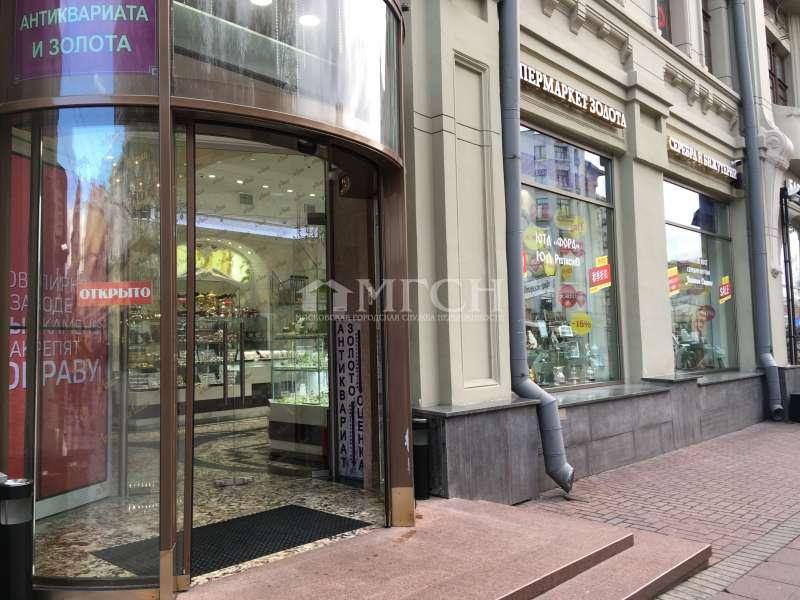 фото торговое помещение - Москва, м. Арбатская, улица Арбат